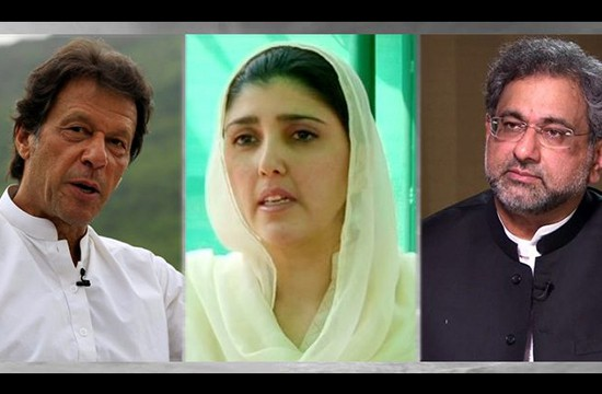 Nomination papers of Imran, Khaqan and Gulalai for NA-53 rejected