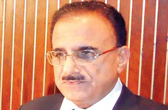 Justice (retd) Dost Muhammad Khan named caretaker KP chief minister