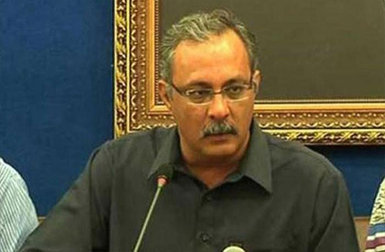 MQM leader Haider Abbas Rizvi arrives Pakistan after 2 years