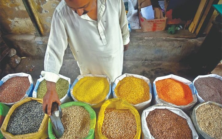Devaluation of rupee against dollar and escalating transportation charges trigger rise in grocery prices