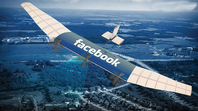 Facebook halts drone Wi-Fi programs for the underprivileged areas of the world