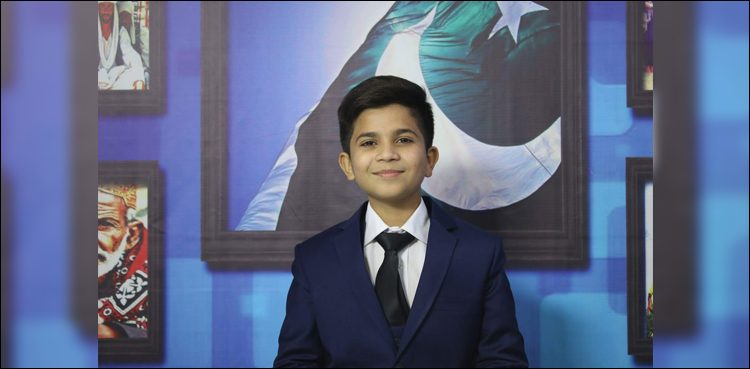 11-year-old motivational coach Hammad Safi enthralls audience with millions of online views and subscribers on Youtube