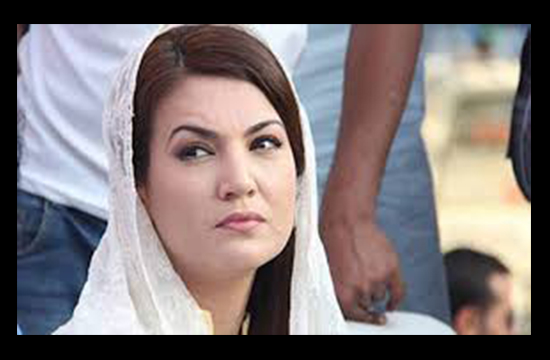 Reham Khan alleges content of her upcoming book being 'stolen', issues legal notice