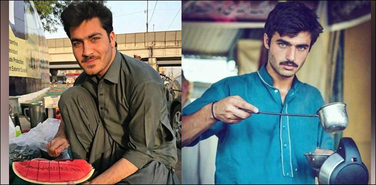 Talk of the town: After 'Chaiwala', another 'Tarbooz Wala' surprises Karachiites with his alluring looks