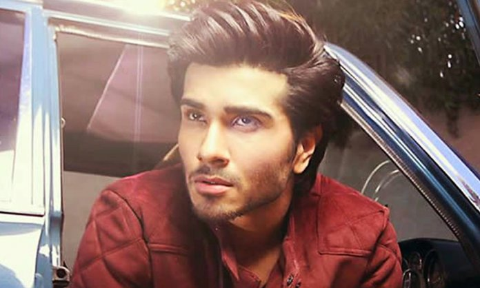 Feroze Khan entertains public with sarcastic replies to his haters on social media