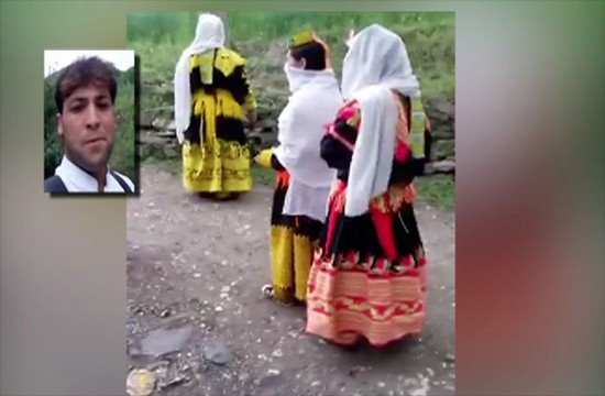 Chitrali man harassing women identified as a policeman