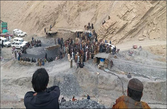 4 killed as coal mines in Quetta cave in