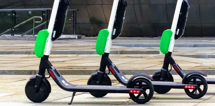 Transport Transformation: Paris to launch electric scooters soon