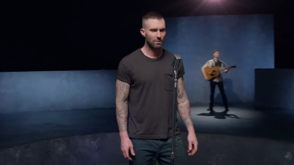 Girls like you! Maroon 5 drops a new song