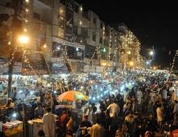 Eid Shopping wheels and picks up momentum in 'The City of Lights'