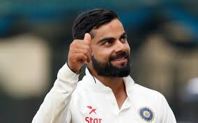 Kohli secures fifth award for being the 'Cricketer of the year' for his outstanding performance