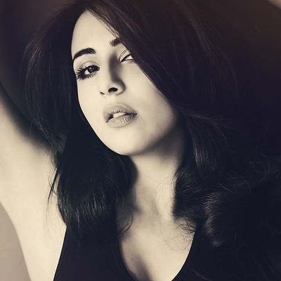 Ushna Shah's shut up call in response to Indian journalist's comment wins hearts and amuses Twitteratis across the nation