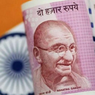 Indian rupee drooped to an all-time low against the US dollar as currency is exposed to escalating pressures due to increased oil prices
