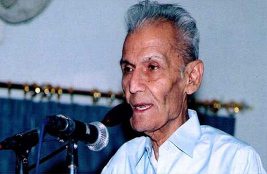 Veteran-politician and human rights lawyer Rasool Bux Palijo passes away in Karachi, funeral prayers to be held after Friday prayers followed by burial in Thatta