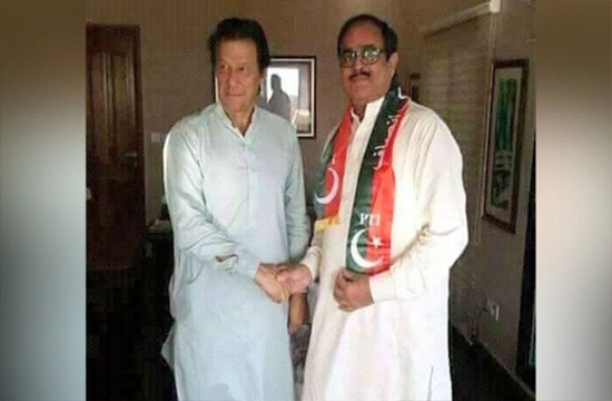 Imran Khan expels Farooq Bandiyal from PTI after 3 days of thorough investigations