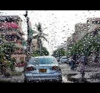 Karachiites disappointed as there are little-to-moderate chances of drizzle today, awaiting first rainfall of the season while interior Sindh is at risk
