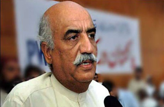 Khursheed Shah shares thoughts on Imran Khan's actions and intentions
