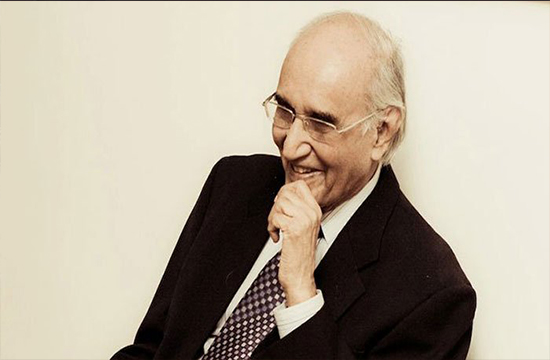 The renowned and respectable Mushtaq Ahmad Yusufi, 95, laid to rest in Karachi today