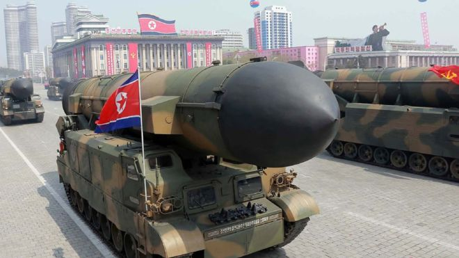 Is North Korea working secretly on its nuclear program?