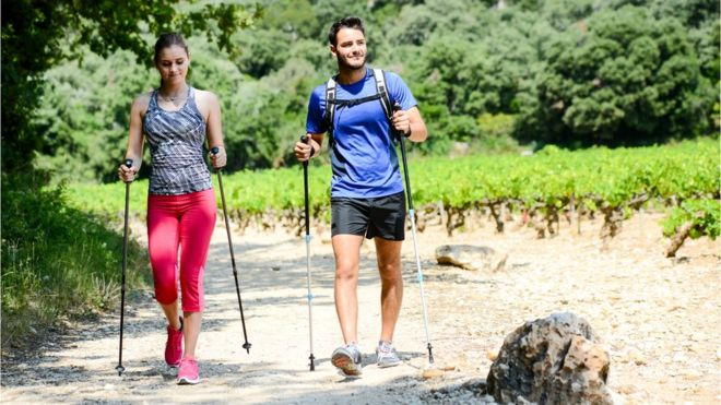 What Nordic walking is and why it is so beneficial to your health