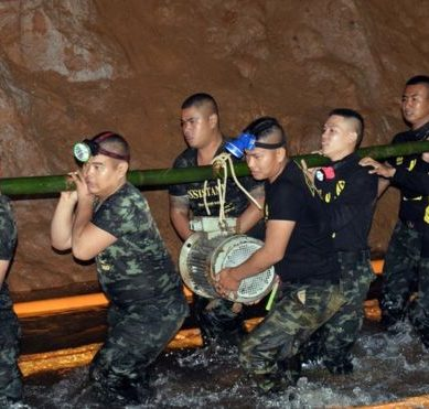 """Children trapped in Thailand: this is the """"extremely difficult"""" rescue operation for minors and their trainer"""