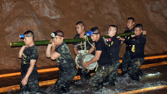 "Children trapped in Thailand: this is the ""extremely difficult"" rescue operation for minors and their trainer"