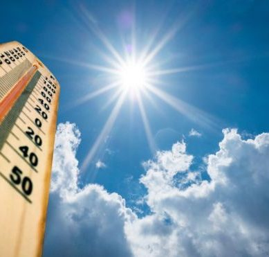 3 effects that heat has on our body and we are not aware!
