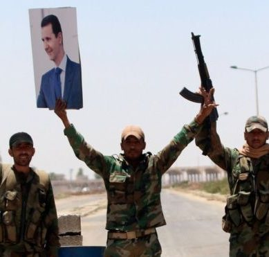 The unstoppable advance towards the victory of Bashar al Assad in the war in Syria