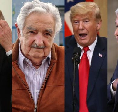Presidents who reduced their salaries or resigned before AMLO