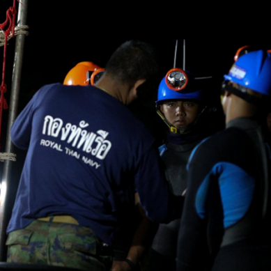 All 13 rescued from the flooded cave, celebrations will be tinged with sadness over the loss of life of a former Thai navy diver