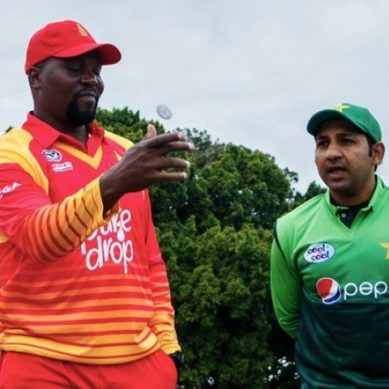 Second ODI: Zimbabwe wins toss, team all set to bat