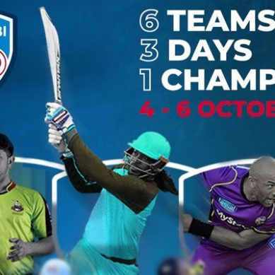 Lahore Qalandars to participate in Abu Dhabi's T20 tournament as a part of 'Sheikh Zayed Year' revelries