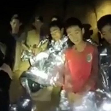 Thai cave boys ordeal not over yet, spotted alive and in good health even after 9 days