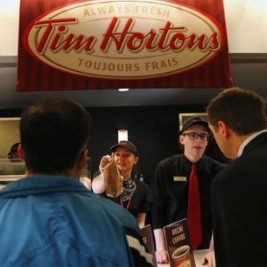Canada's Tim Hortons to have a massive market share as it plans to open 1500 outlets in China over the next 10 years