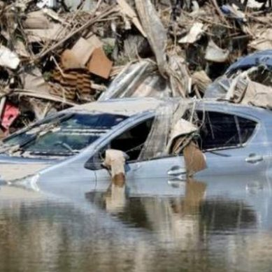 Japan flood tolls hits 199, search operations continue after the weather disaster afflicts parts of country
