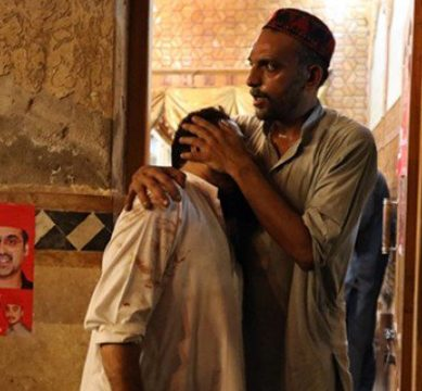 ANP's Haroon Bilour, 19 others martyred in Peshawar blast