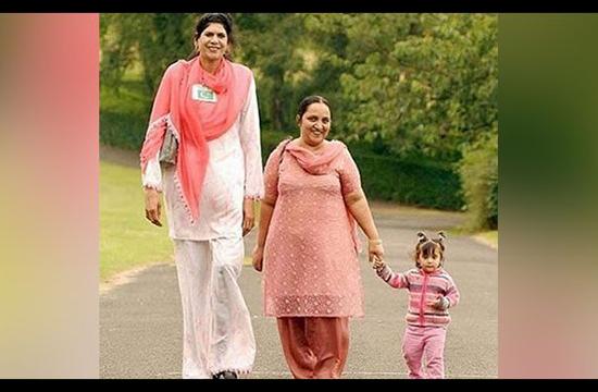 Pakistan's tallest woman Zainab Bibi passes away