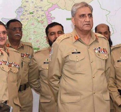 Election security: Army chief assures support to ECP