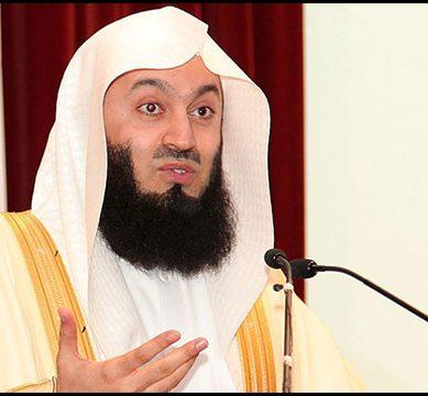 Mufti Menk's humorous response to Reham Khan's 'bearded' Twitter photo