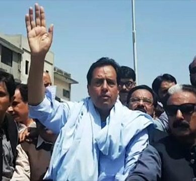 Captain (r) Safdar shifted to Adiala jail