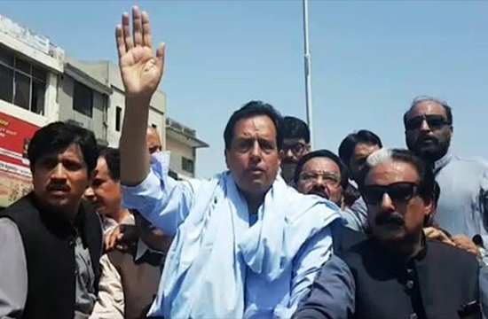 Captain (r) Safdar shifted to Adiala jail