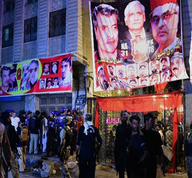 Peshawar serves as the hub of suicide blasts, claims life ANP election candidate, death toll hits 20