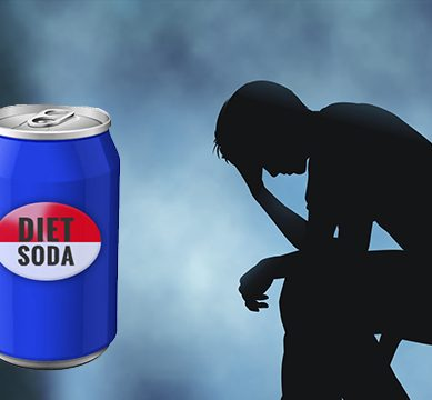 Diet Soda can definitely wreck your diet and your body alike