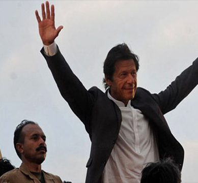 Imran asserts long overdue Avenfield reference verdict be announced tomorrow, laws cannot be changed for him believes the PTI leader
