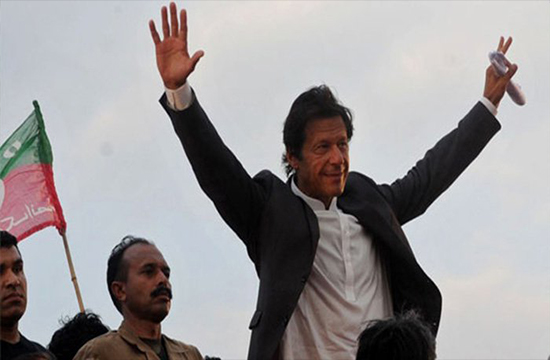 Imran Khan to announce PTI manifesto at 1 PM today