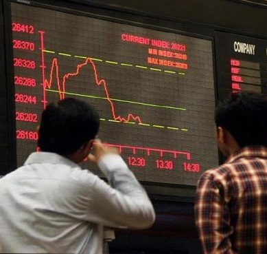 KSE dips to 39,256 and marks the lowest trend for the first time in 2018