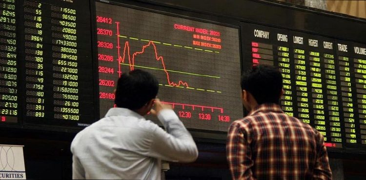 KSE-100 index gains 447 point to close at 31,928 points
