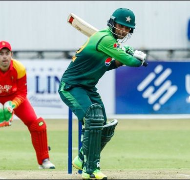 Second ODI: Pakistan pummelled Zimbabwe by 9 wickets