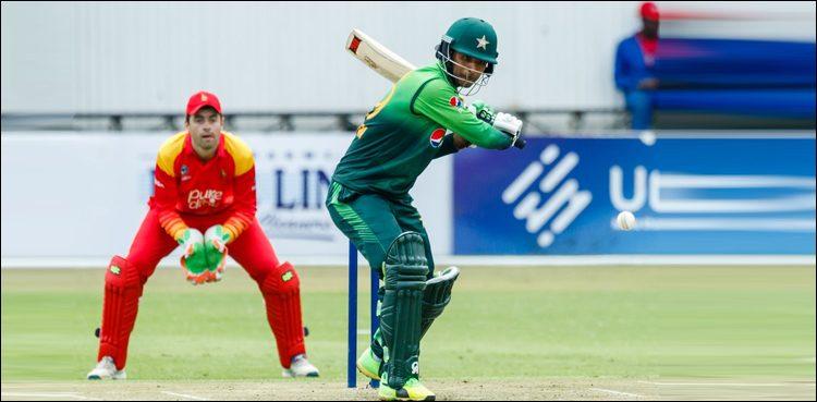 Second ODI: Pakistan pummelled Zimbabwe by 9 wickets