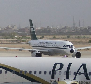 PIA faces challenges ahead of landing at Karachi's Jinnah International airport